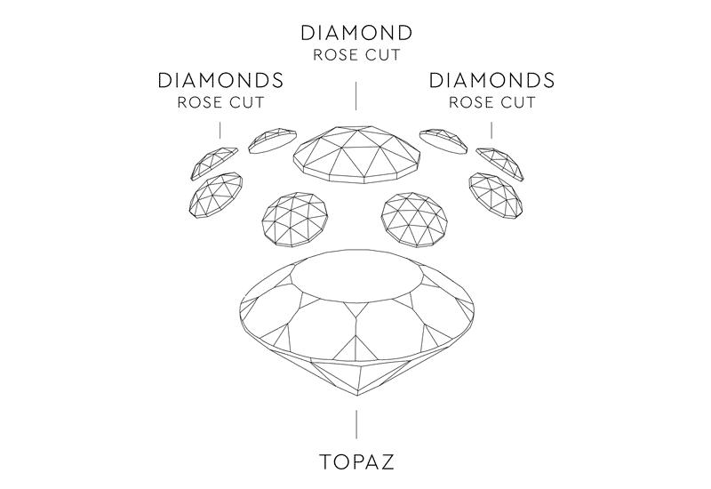 MYLIGH DIAMONDS ROMANTICA 2